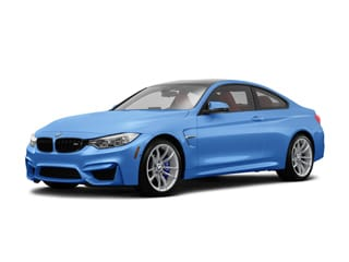 2018 BMW M4 Coupe Yas Marina Blue Metallic