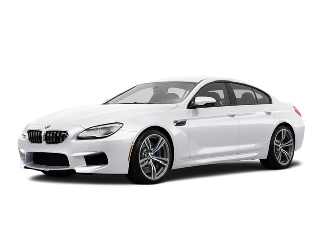 2018 Bmw M6 Gran Coupe Alpine White