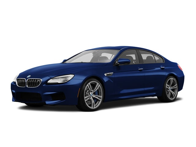 2018 BMW M6 Gran Coupe