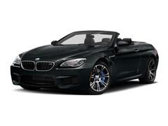 New 2018 BMW M6 Convertible Greenville