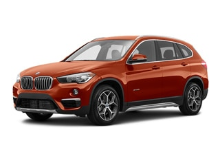 2018 BMW X1 SAV Sunset Orange Metallic