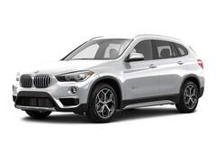 2018 BMW X1 sDrive28i SAV 8 speed automatic