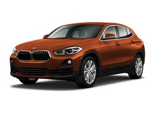 2018 BMW X2 Sports Activity Coupe Sunset Orange Metallic