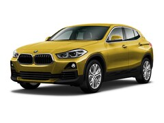2018 BMW X2 xDrive28i Sports Activity Coupe 8 speed automatic