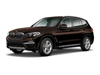 2018 BMW X3 SAV Terra Brown Metallic
