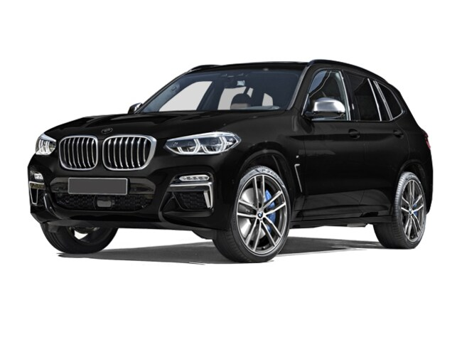 New 2018 BMW X3 M40i SUV In Doylestown PA