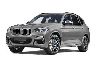 2018 BMW X3 M40i SUV 5UXTS3C5XJ0Y93701
