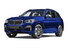 2018 BMW X3 M40i SUV 5UXTS3C50J0Y94615