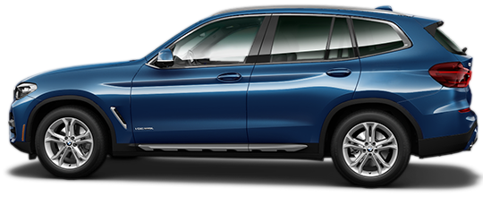 2018 BMW X3 SUV xDrive30i