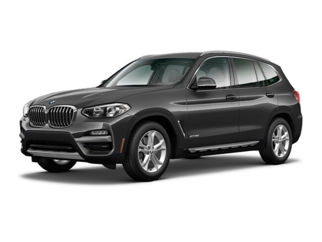 2018 BMW X3 xDrive30i xDrive30i Sports Activity Vehicle