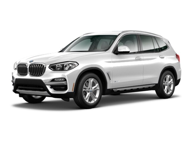 New 2018 BMW X3 xDrive30i SAV in Erie, PA