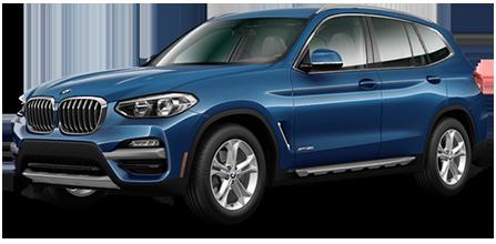 2018 BMW X3 SAV