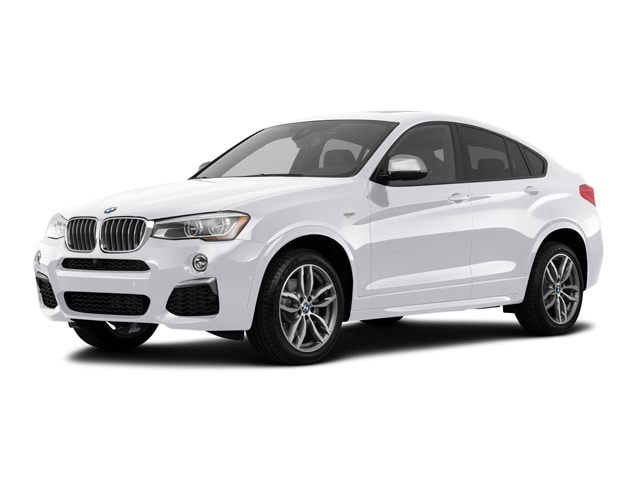 2018 BMW X4 M40i Sports Activity Coupe All-wheel Drive