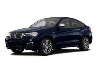 2018 BMW X4 M40i SUV