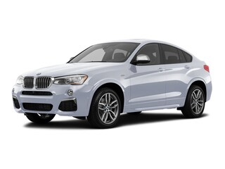 New 2018 BMW X4 M40i Sports Activity Coupe Anchorage, AK