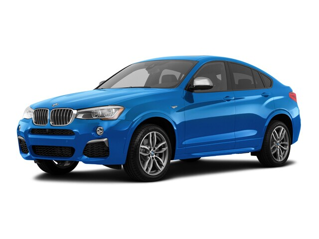 2018 BMW X4 M40i (SOLD) Sports Activity Coupe