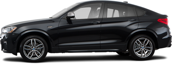 2018 BMW X4 Sports Activity Coupe M40i