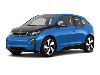 2018 BMW i3 Hatchback Protonic Blue Metallic