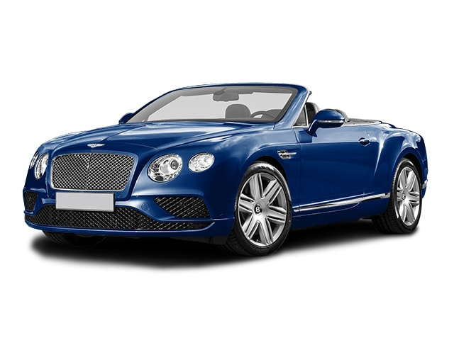 Bentley convertible price