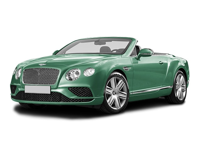 2018 Bentley Continental GT Convertible