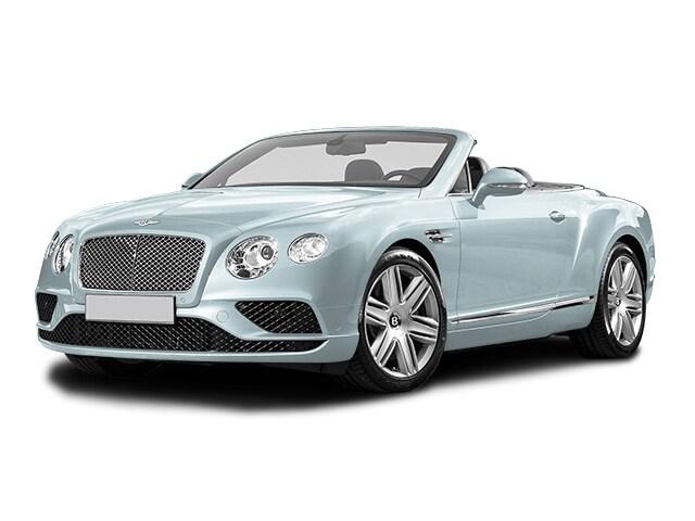 Bentley 2018 Continental GT Convertible | Bentley Palm Beach