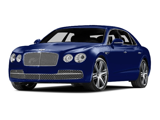 2018 Bentley Flying Spur Sedan Aegean Blue Metallic