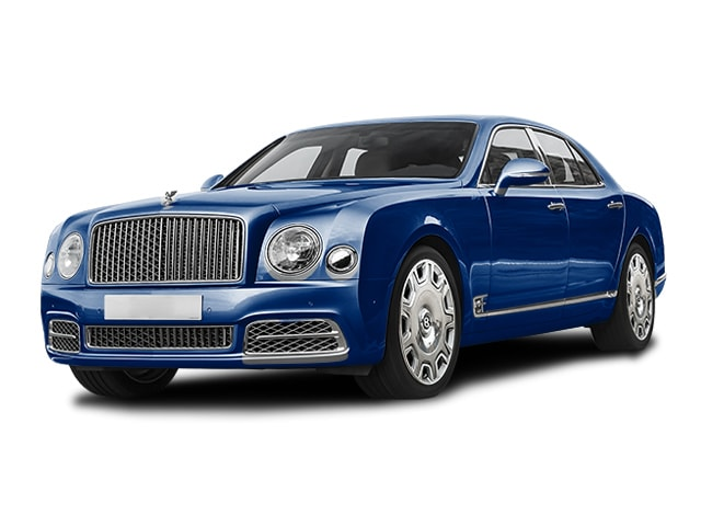 Incroyable 2018 Bentley Mulsanne Sedan Aegean Blue Metallic