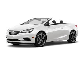 2018 Buick Cascada Convertible Summit White