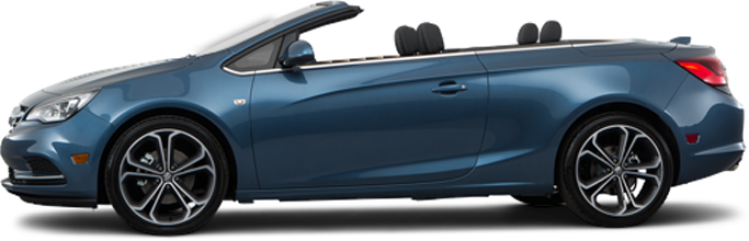 2018 Buick Cascada Convertible Base