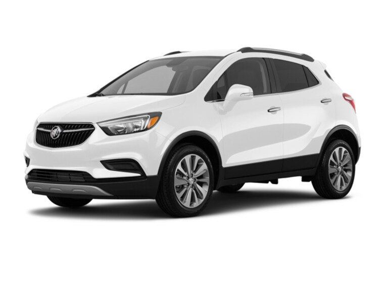 2018 Buick Encore Preferred AWD Preferred  Crossover