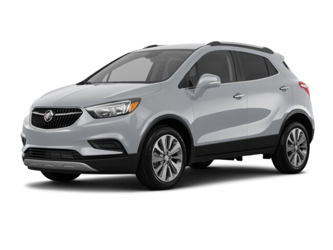 2018 Buick Encore Preferred Front-wheel Drive SUV