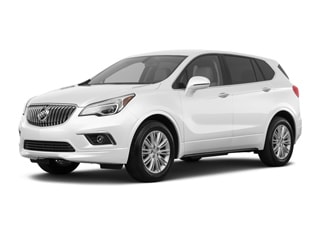 2018 Buick Envision SUV Summit White