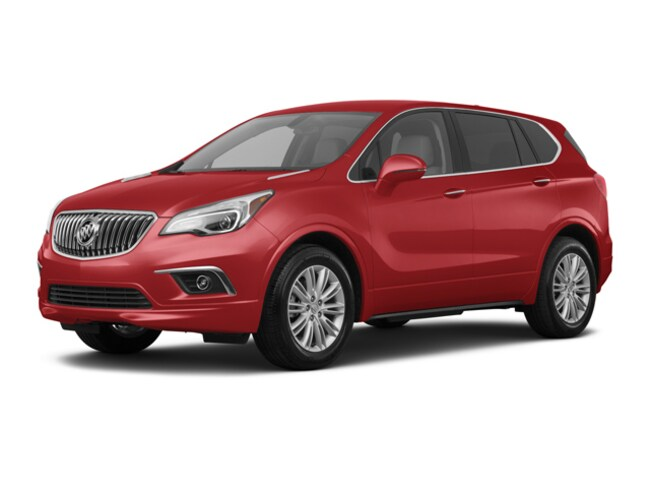 2018 Buick Envision Preferred Front-wheel Drive SUV