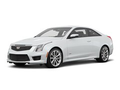 2018 CADILLAC ATS-V Base Coupe