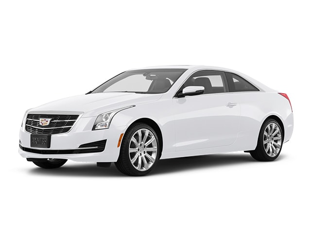 2018 CADILLAC ATS 2.0L Turbo Base Coupe