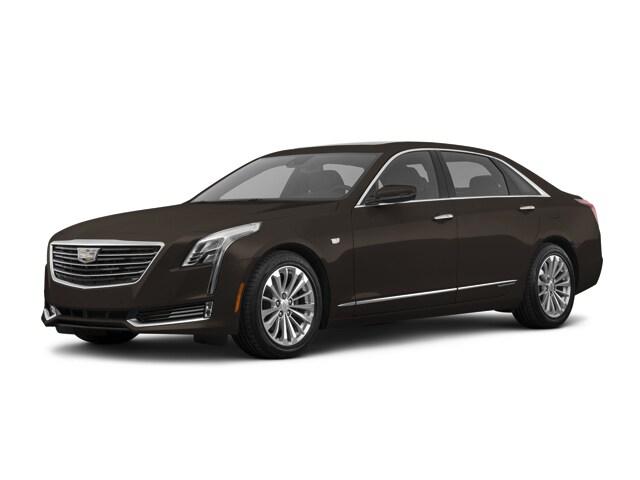 2018 Cadillac Ct6 Plug In Sedan Des Moines