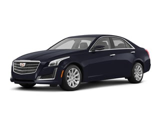 2018 CADILLAC CTS Sedan Stellar Black Metallic