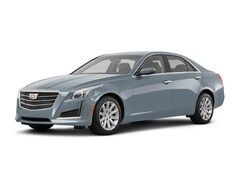 2018 CADILLAC CTS 2.0L Turbo Base Sedan
