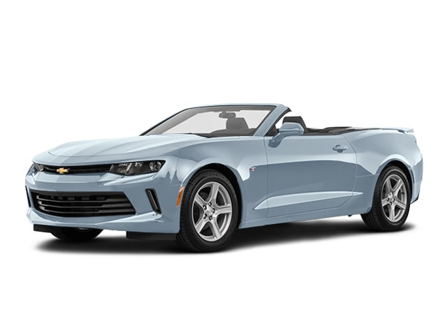 2018 Chevrolet Camaro Descapotable