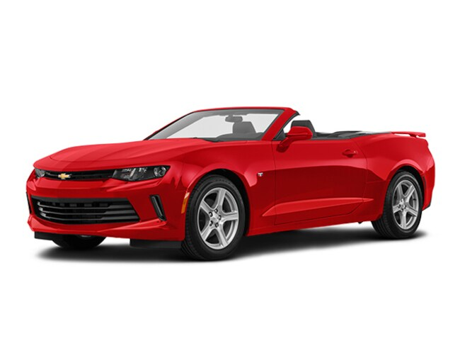 Used 2018 Chevrolet Camaro LT Convertible for sale in Homosassa, FL at Crystal Chrysler Dodge Jeep