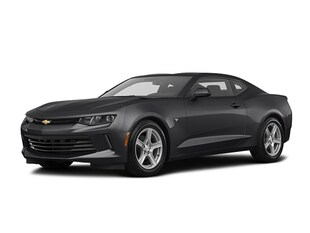 2018 Chevrolet Camaro LT Coupe