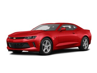 New 2018 Chevrolet Camaro 1LT Coupe J0173584 Danvers, MA