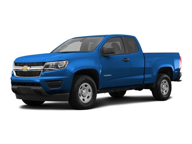 2018 Chevrolet Colorado Truck Davison
