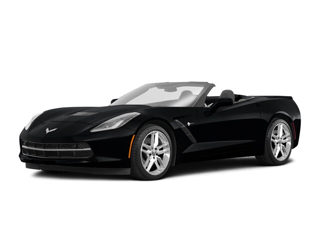 Learn About The 2018 Chevrolet Corvette Convertible In