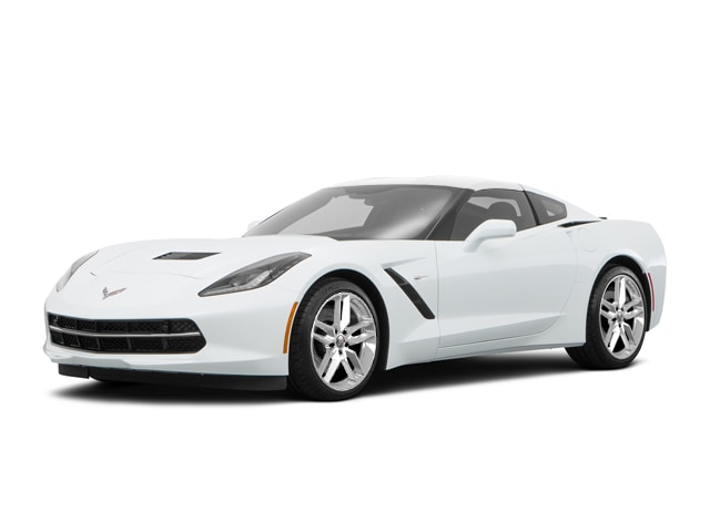 2018 Chevrolet Corvette Stingray Coupe