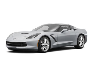 2018 Chevrolet Corvette Stingray Coupe