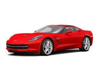 2018 Chevrolet Corvette 1LT Coupe