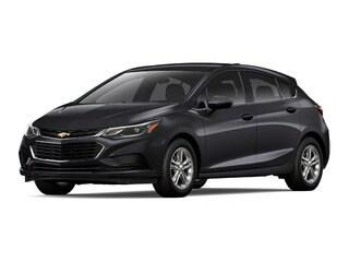 New 2018 Chevrolet Cruze LT Auto Hatchback Danvers, MA