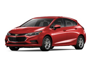 New 2018 Chevrolet Cruze LT Auto Hatchback Harlingen, TX