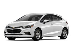 New 2018 Chevrolet Cruze LT Auto Hatchback 3G1BE6SM4JS641720 in Stockton, CA
